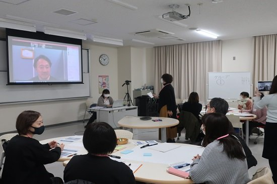青森市産官学連携プラットフォーム事業「子どものためのPFA(心理的応急処置)基礎講座」を開催しました