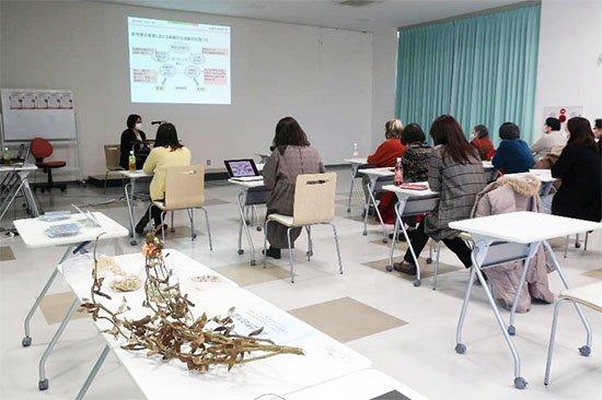 食育実践者による「食育実践報告会」を開催しました