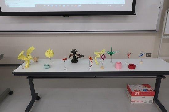 SESSIONS ON THE ARTS2020 「折り紙で素敵な箱を作りましょう」を開催しました