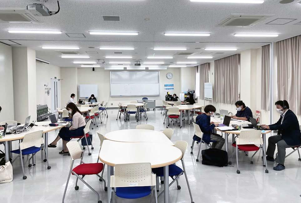 青森市産官学連携プラットフォーム事業「子どものための心理的応急処置(子どものためのPFA)紹介研修」(10/9)を開催しました