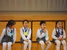 東陽小学校訪問 | 青森中央短期...